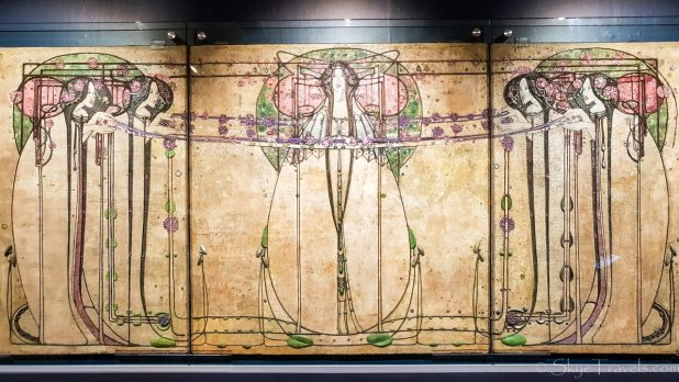 Rennie Mackintosh Tapestry