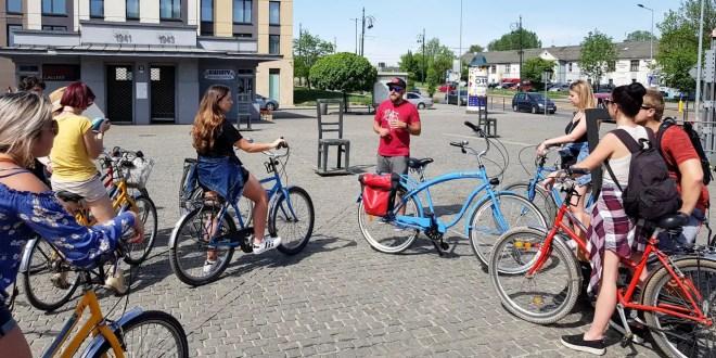 Cruising Krakow Bike Tour