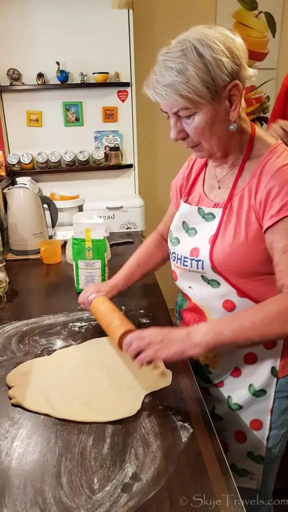 Homemade Pierogi Dough