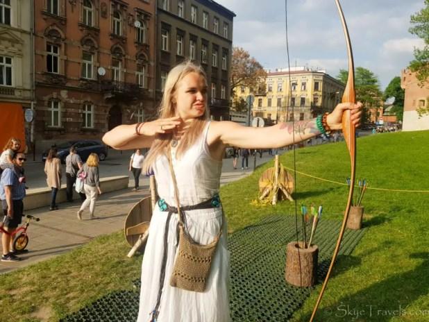 OldTown Archery Krakow