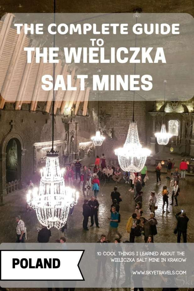 In 2018, I revisited Poland and got to see the Wieliczka Salt Mine in Krakow. I was seriously impressed. Here are my favorite 10 facts about the mines. #SaltMines #Wieliczka #Krakow #Poland #Spelunking #SaltThreapy #VisitKrakow