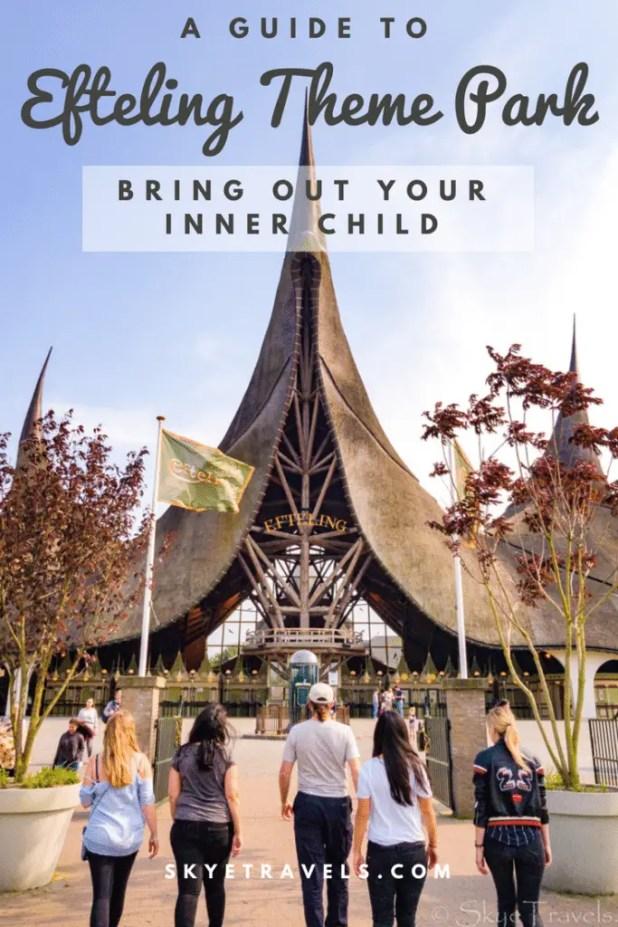 Efteling Theme Park Pin