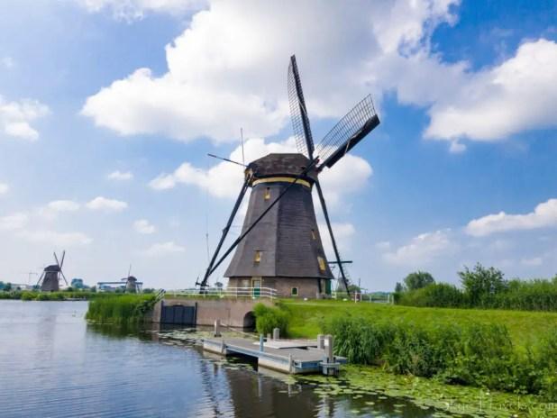 Kinderdijk Windmill #2