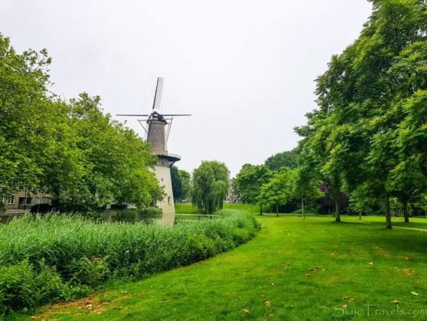 Sciedam Windmill