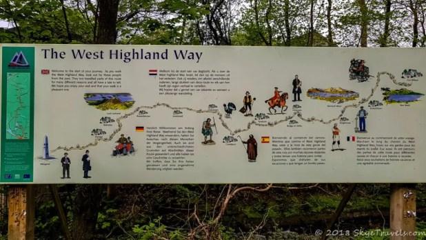 West Highland Way Info