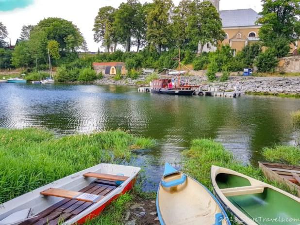 Boat Rental on the Slezska Harta Dam