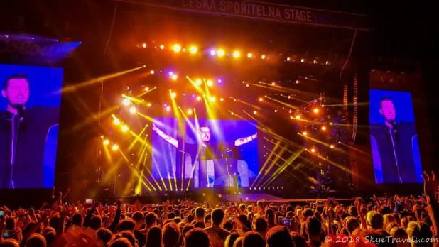 Colours of Ostrava Kygo Concert #1