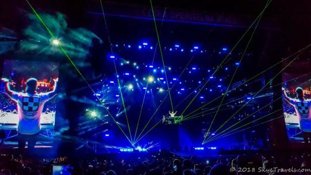 Colours of Ostrava Kygo Concert #3