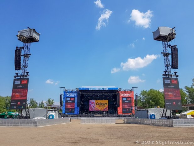 Colours of Ostrava Stage