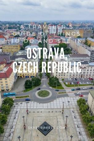Ostrava Pin #1