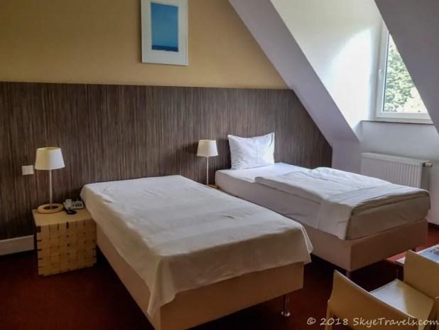 Svata Katerina Bedroom