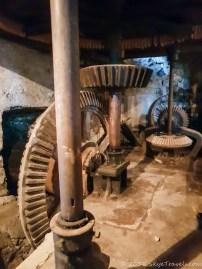 Wesselsky Watermill Mechanisms