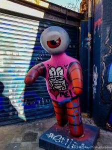 Graffiti Alley in Ghent #12