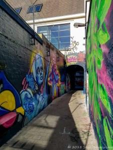 Graffiti Alley in Ghent #5