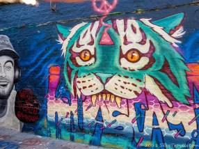 Graffiti Alley in Ghent #6