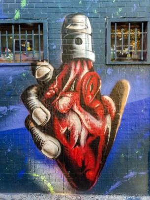 Graffiti Alley in Ghent #9