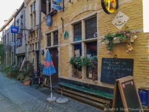 't Velootje Hidden Bar in Ghent