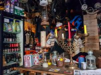 't Velootje Interior Hidden Bar in Ghent