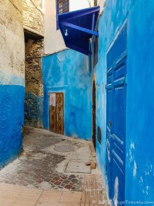 Essaouira Blue Walls