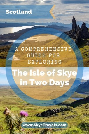 A Comprehensive Guide for Exploring the Isle of Skye in Two Days