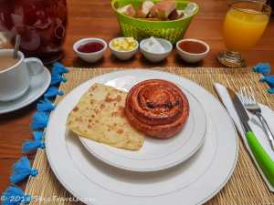 Bed Square Breakfast