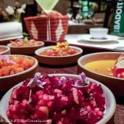 Mandarin Oriental Marrakech Salads