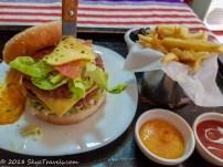 Roti D'Or Burger