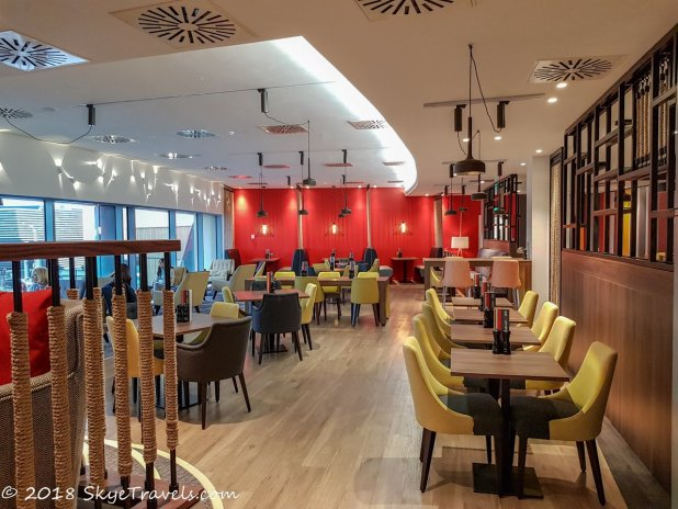 Sleeperz Dundee Restaurant