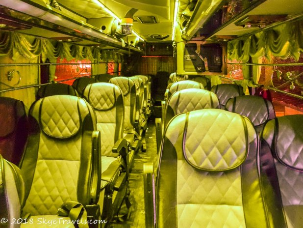 Songserm Bus Seats