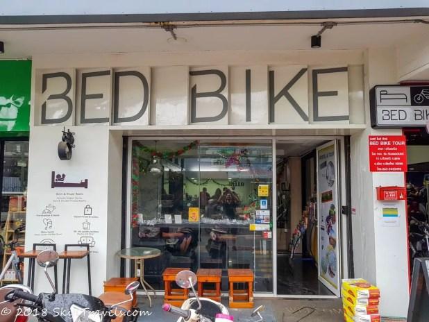 Bed Bike Hostel
