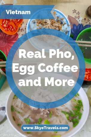 Food Tour in Hanoi Pin