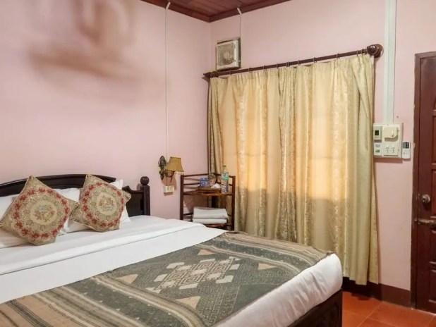 BKC Villa Guesthouse in Pakbeng