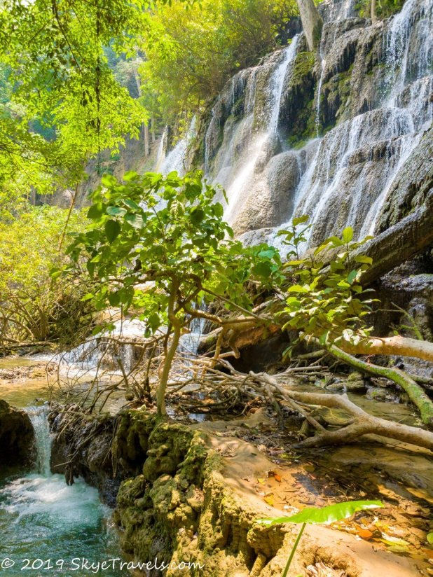 Secret Kuang Ki Waterfall
