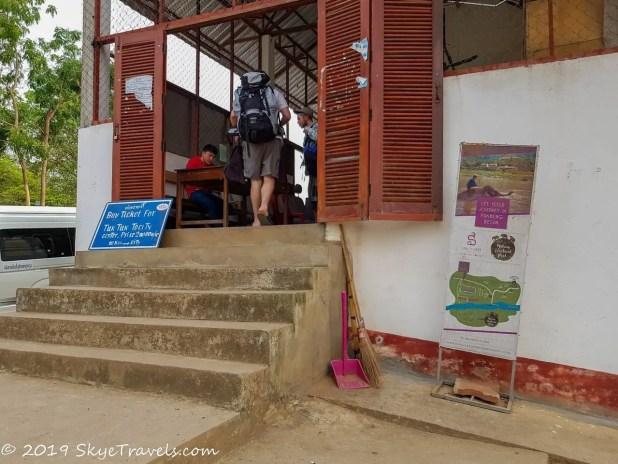 Tuk Tuk to Luang Prabang