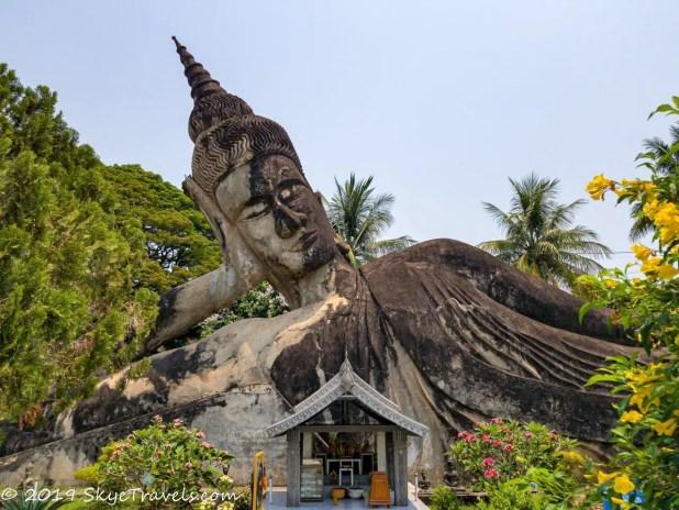 Buddha Park Statues #19