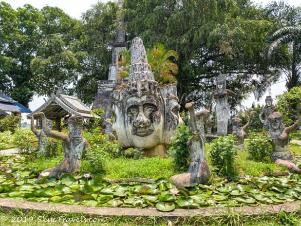 Buddha Park Statues #36
