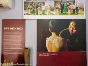 UXO Museum Information Board #10