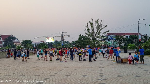 Exercise Classes in Vientiane