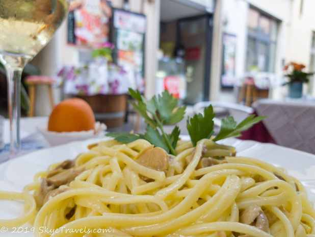 Lunch at Caffe del Centro