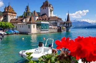 Obenhofer Castle in Switzerland