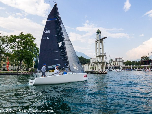 Riva del Garda Harbor
