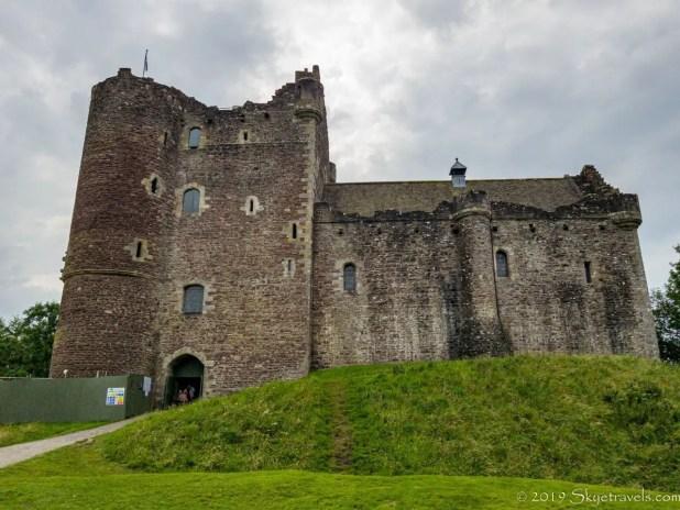Doune Castle (Castle Leoch)