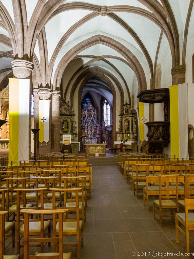 Church in Vianden
