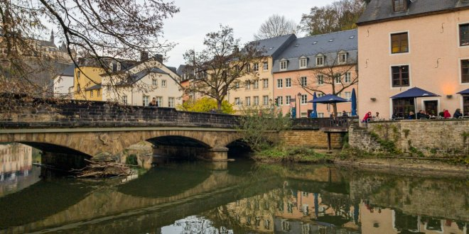 Luxembourg Reflection