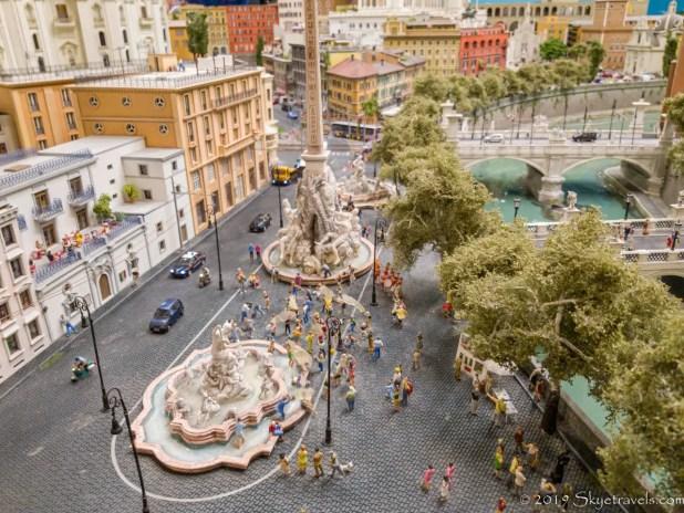 Rome at Miniatur Wunderland