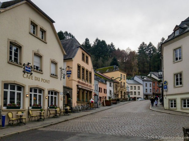 Street in Vianden