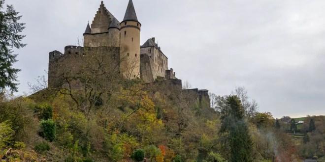 Vianden Castle 16x9