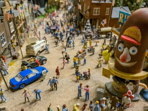 Wild West of the USA at Miniatur Wunderland