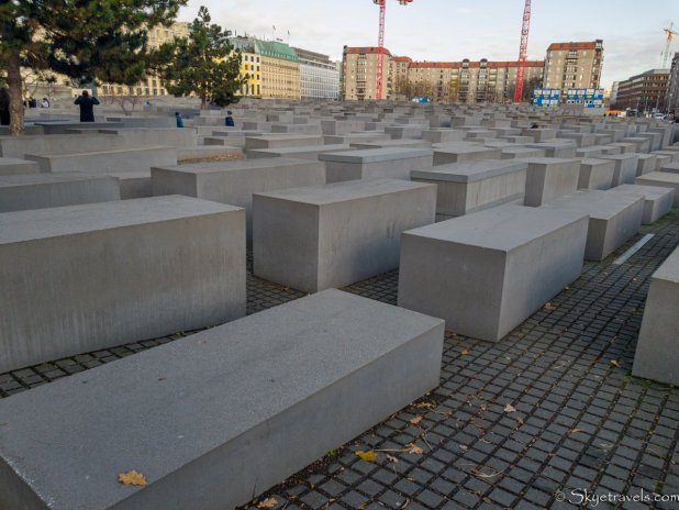 Holocaust Museum in Berlin