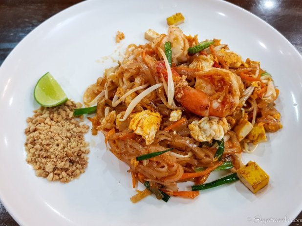 Pad Thai in Ao Nang
